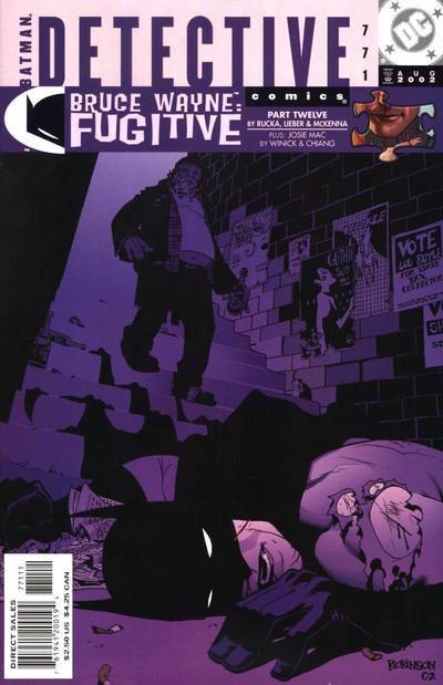 Detective Comics #771