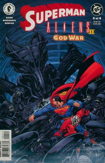 Superman Aliens II #4