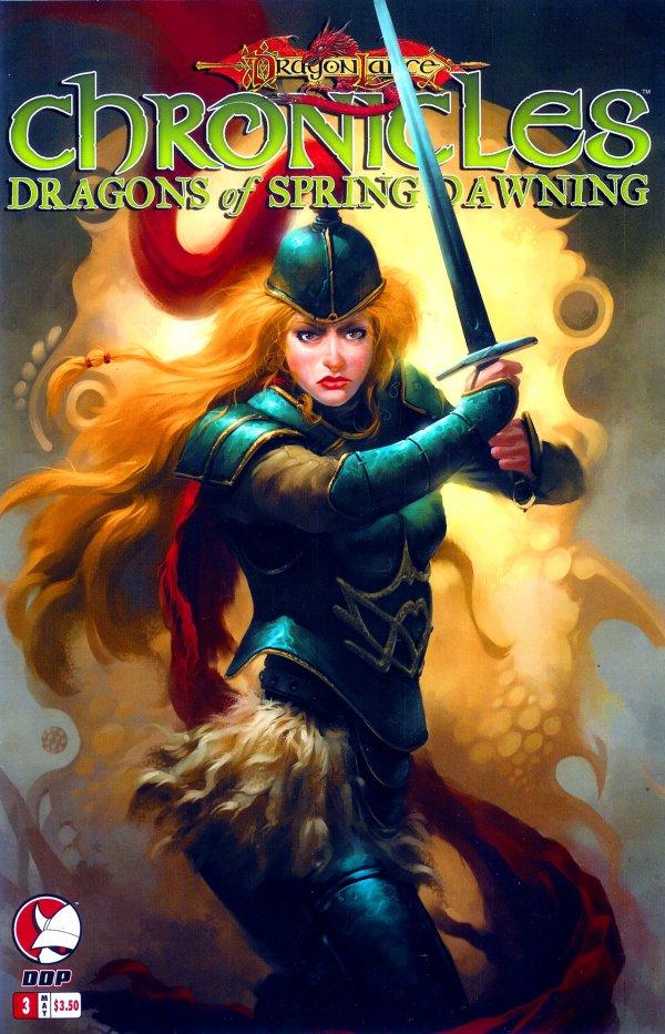 Dragonlance Chronicles: Dragons of Spring Dawning #3