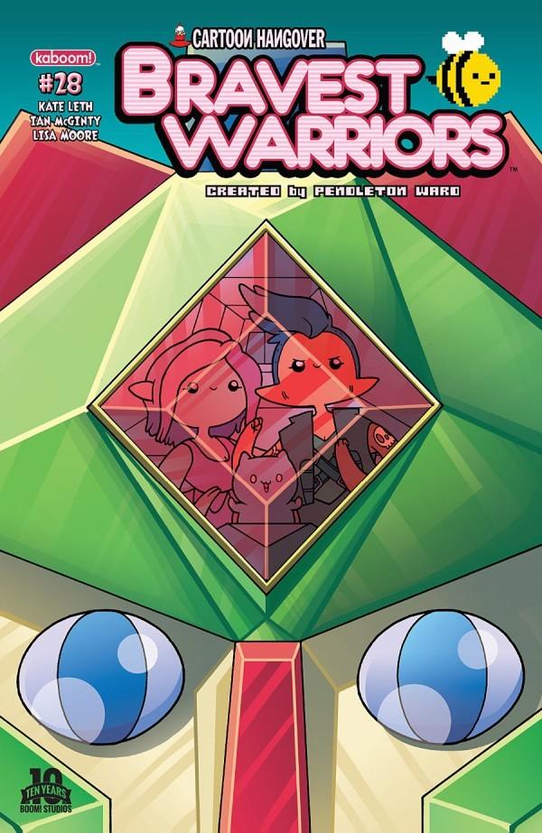 Bravest Warriors #28