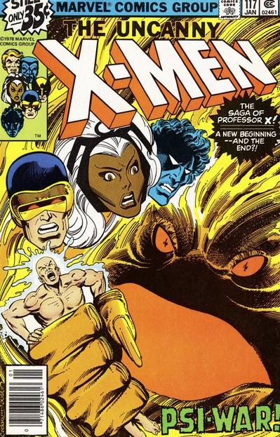 The X-Men #117