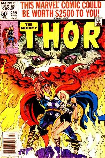 The Mighty Thor #299
