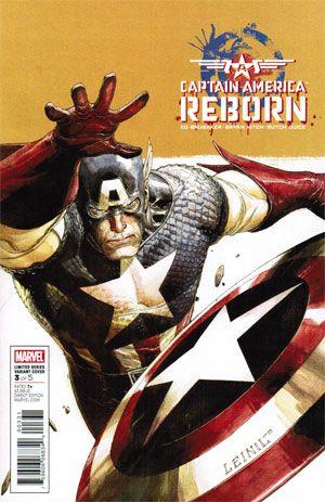 Captain America: Reborn #3