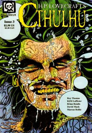 HP Lovecraft's Cthulhu the Festival #3