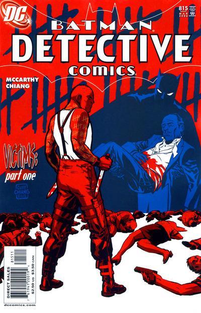 Detective Comics #815