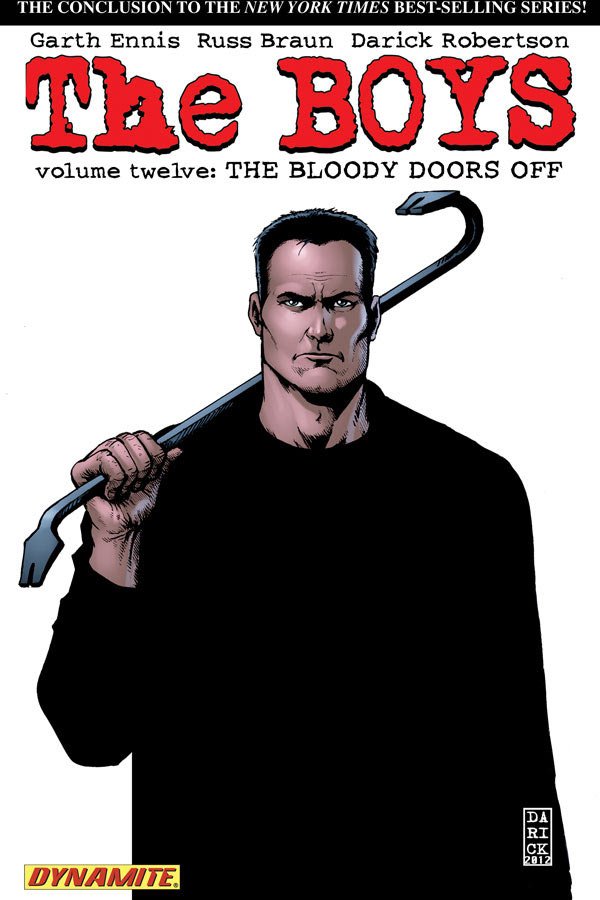 The Boys Vol. 12: Bloody Doors Off TP