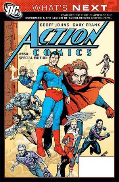 Action Comics #858 New Printing