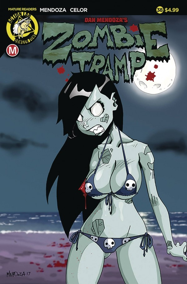 Zombie Tramp #38