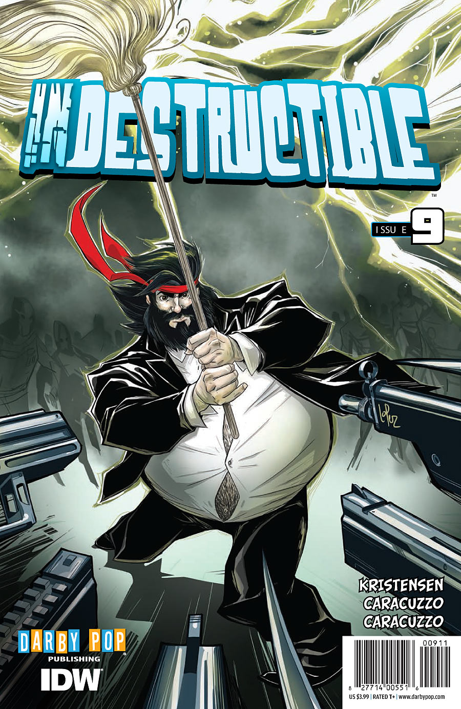 Indestructible #9
