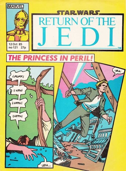 Return of the Jedi Weekly #121