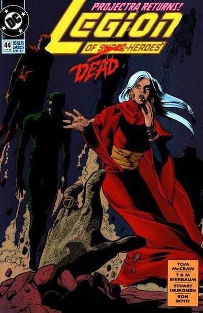 Legion of Super-Heroes #44