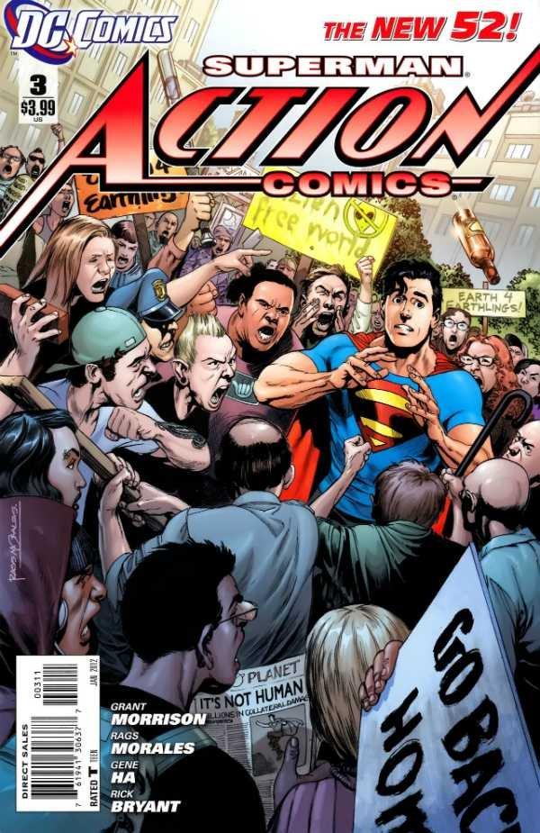 Action Comics #3