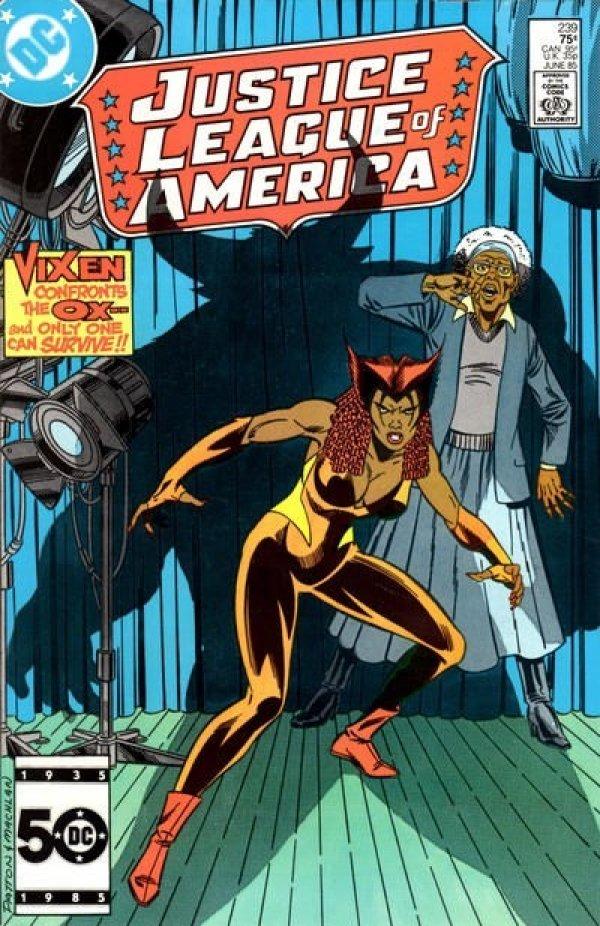 Justice League of America #239