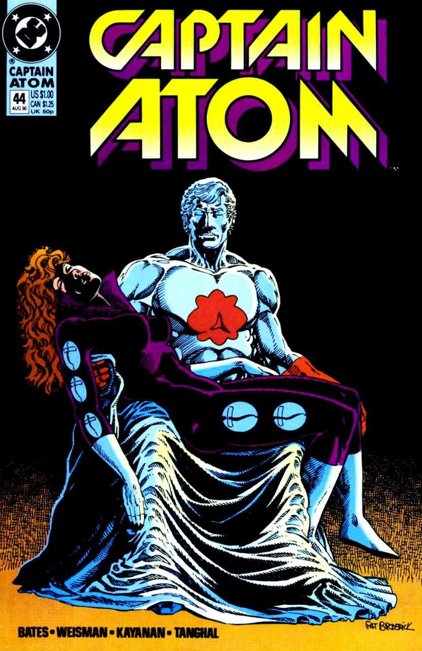 Captain Atom #44