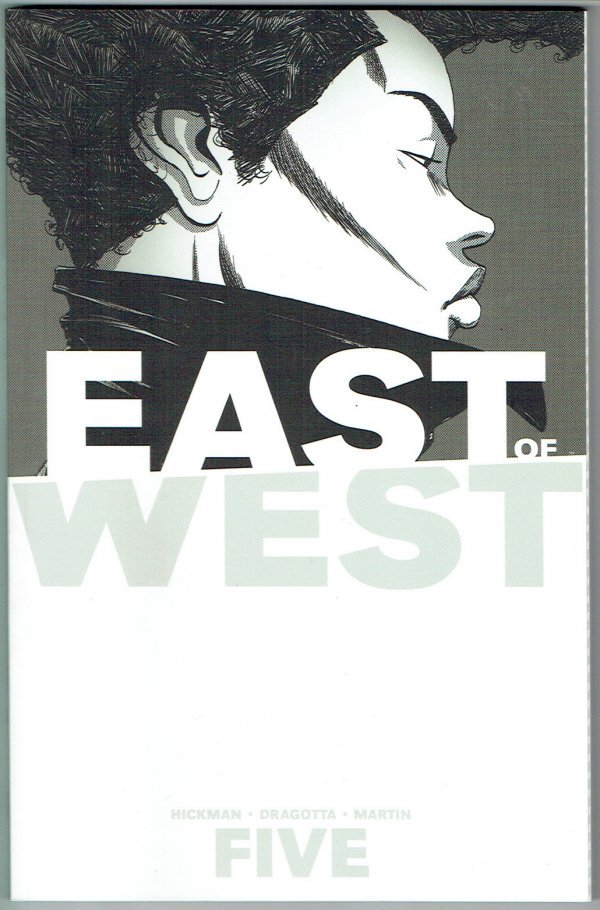 East of West Vol. 5: All These Secrets TP