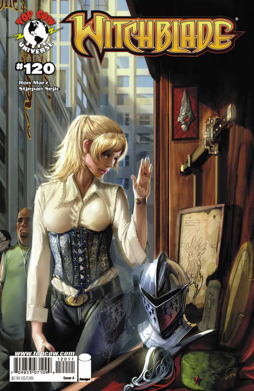 Witchblade #120