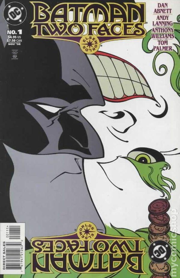 Elseworlds Batman Two Faces #1