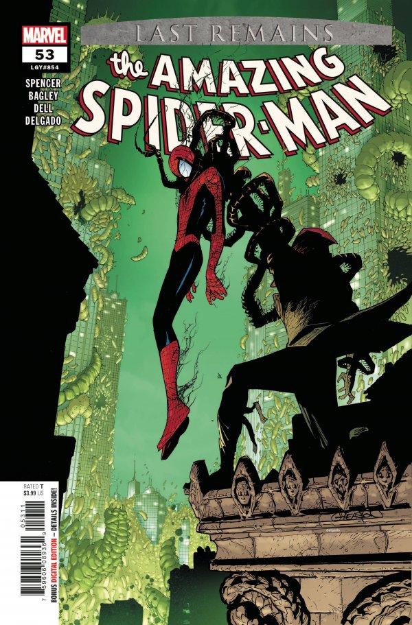 The Amazing Spider-Man #53