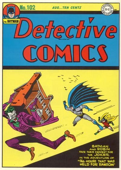 Detective Comics #102