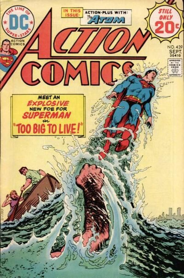 Action Comics #439
