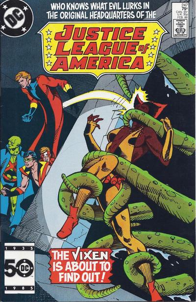 Justice League of America #247
