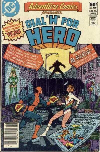 Adventure Comics #484