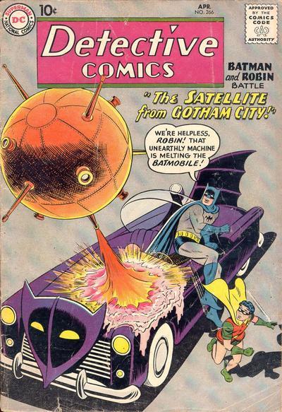 Detective Comics #266