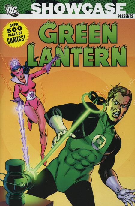 Showcase Presents: Green Lantern Vol. 2 TP