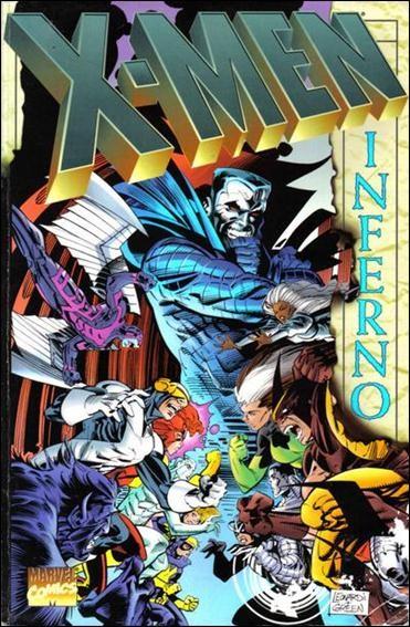 X-Men: Inferno TP