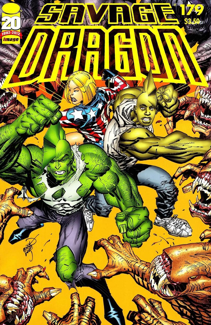 Savage Dragon #179