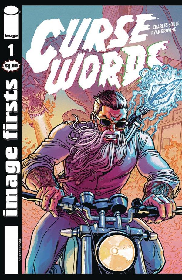 Curse Words #1