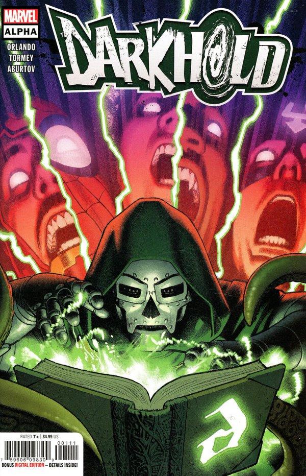 Darkhold: Alpha #1