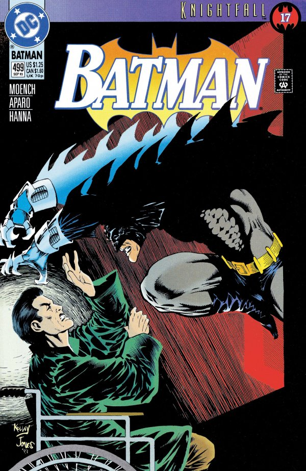 Batman #499