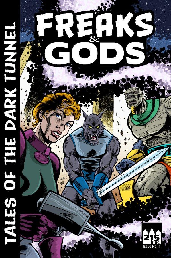 Freaks & God #1