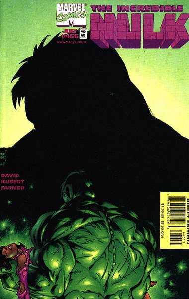 The Incredible Hulk #466