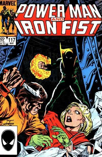 Power Man and Iron Fist #117