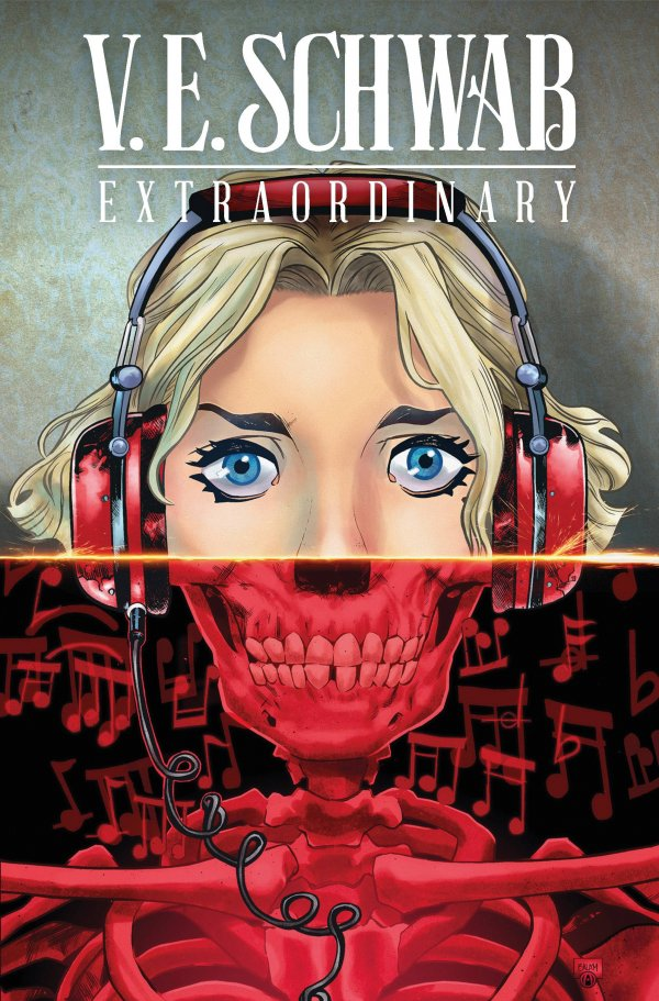 V.E. Schwab's Extraordinary #0