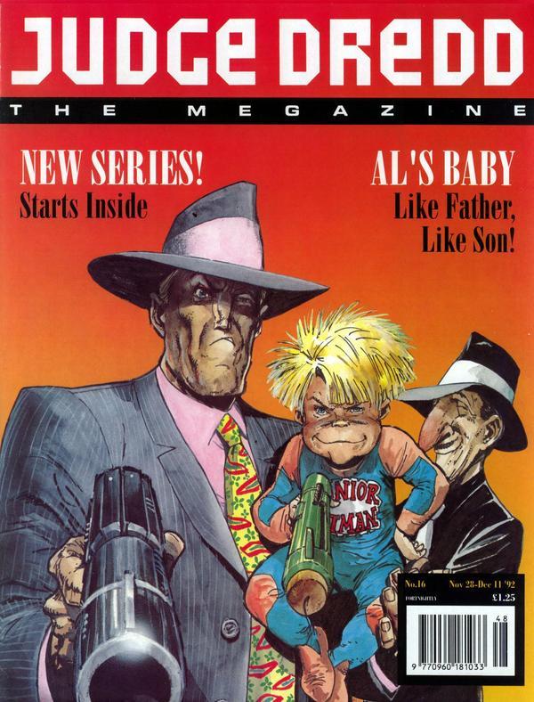 Judge Dredd: The Megazine #16