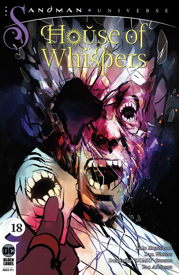 House of Whispers #18 review