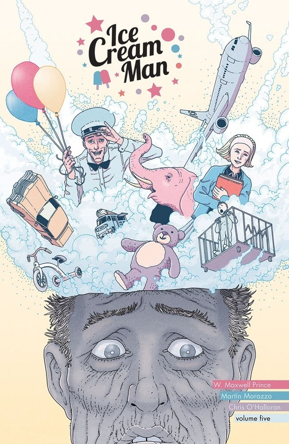 Ice Cream Man Vol. 5: Other Confections TP