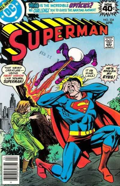 Superman #334