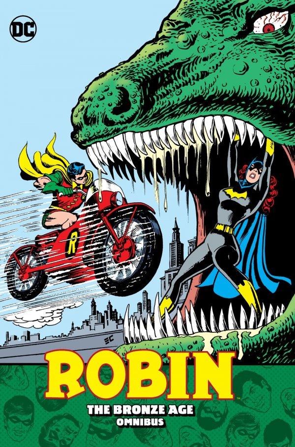 Robin: The Bronze Age Omnibus HC