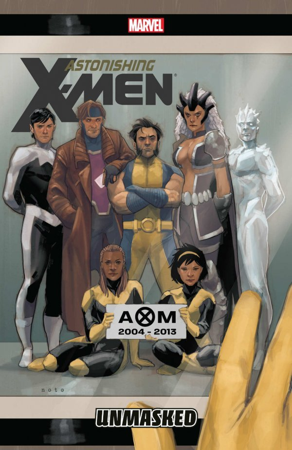 Astonishing X-Men Vol. 12: Unmasked TP