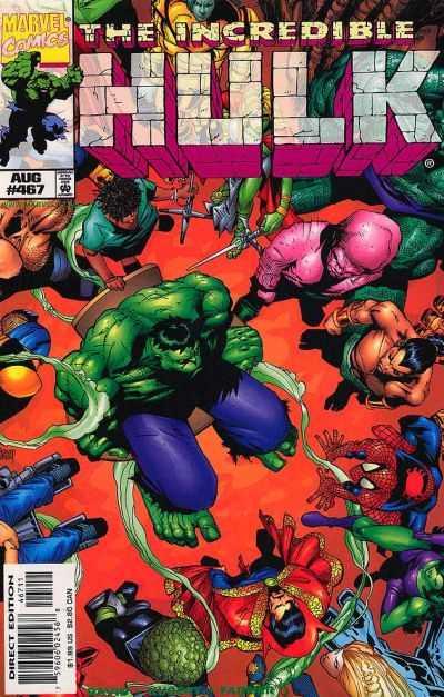 The Incredible Hulk #467