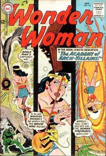 Wonder Woman #141