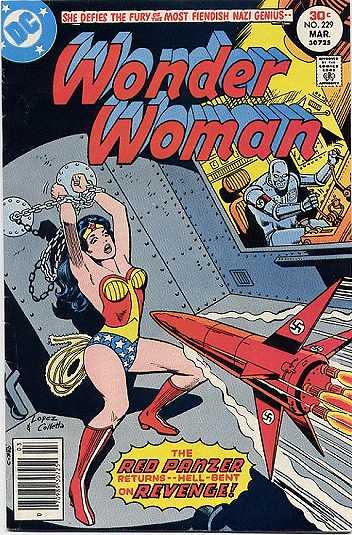 Wonder Woman #229