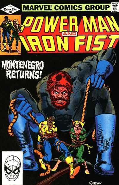 Power Man and Iron Fist #80