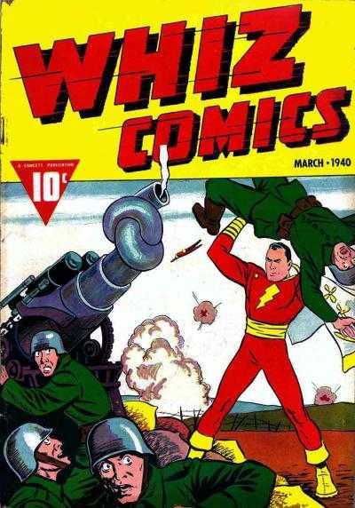 Whiz Comics #3A (#2) review