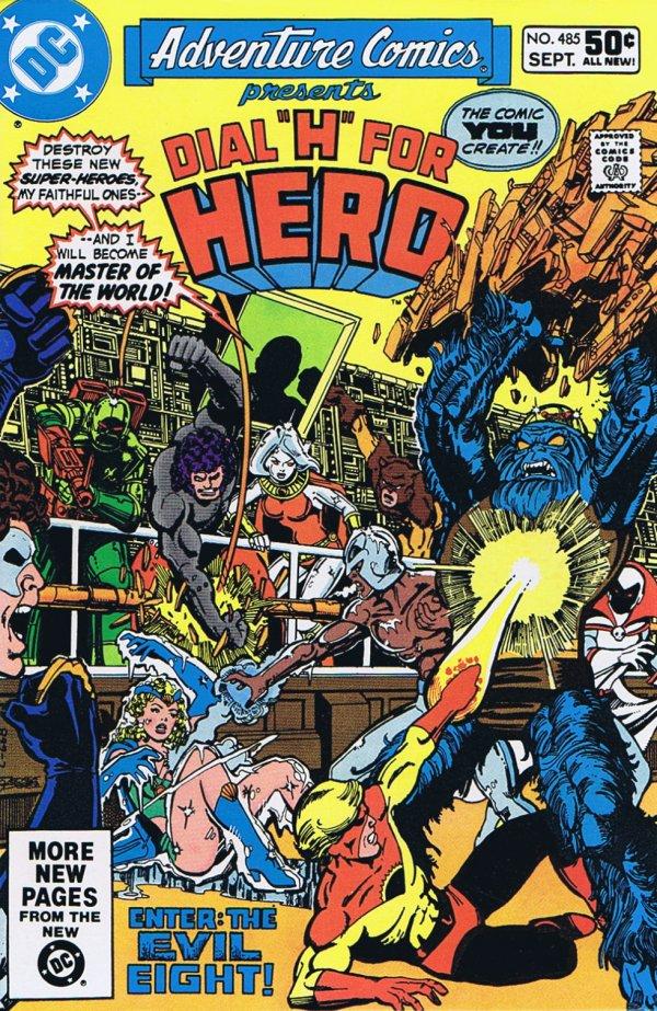 Adventure Comics #485