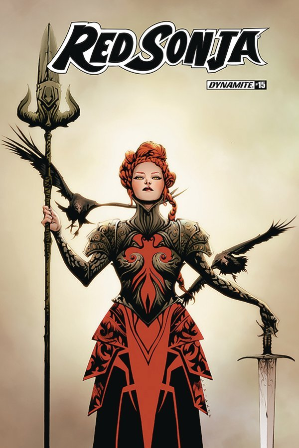Red Sonja #15 review